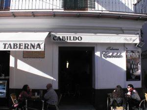 Fachada Taberna Cabildo