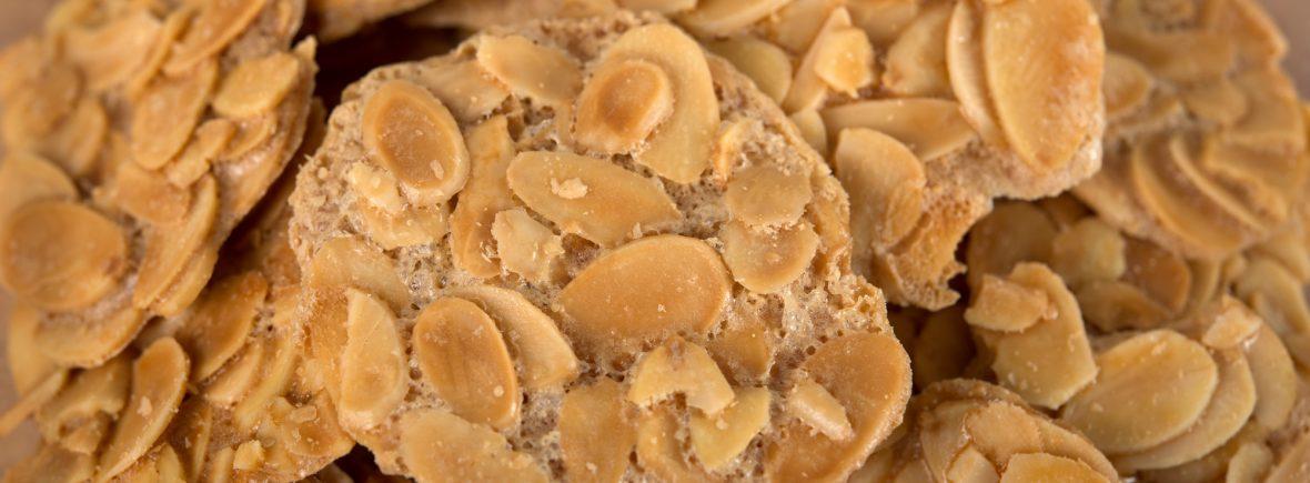Productos de tejas artesanas sin gluten