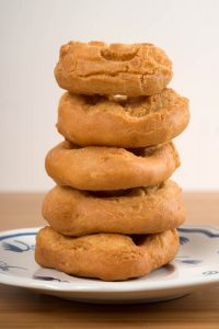 Torre de rosquillas