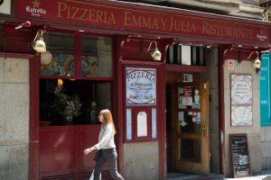 Restaurante de Emma y Julia