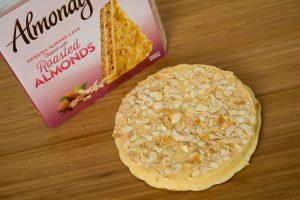 Tarta Almond