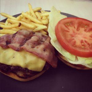 Alfredos burger