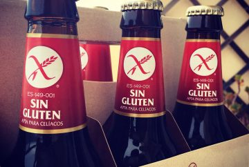 cerveza sin gluten Cruzcampo